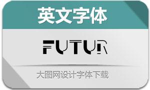 Futur(英文字体)
