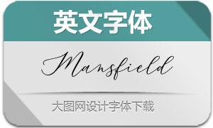 Mansfield(英文字体)