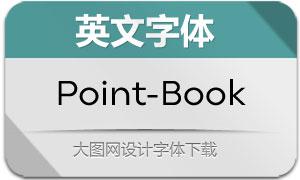 Point-Book(英文字体)