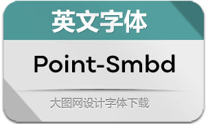 Point-SemiBold(英文字体)