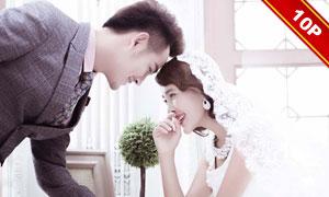{爱很美}婚纱模板