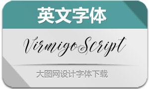 VirmigoScript((英文字体)