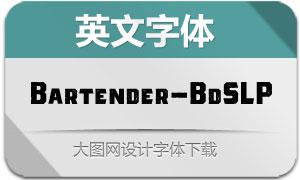 Bartender-BoldSansLP(英文字体)