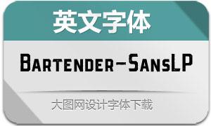 Bartender-SansLP(英文字体)