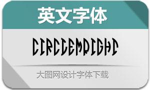 CircleMonogramm-Right(字体)
