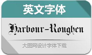 Harbour-Roughen(英文字体)