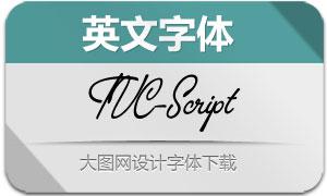 TheVoyageCulture-Script(字体)