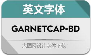 GarnetCapitals-Bold(英文字体)