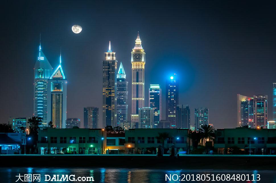 关 键 词: 高清图片大图素材摄影自然风景风光城市建筑物楼房大楼高楼