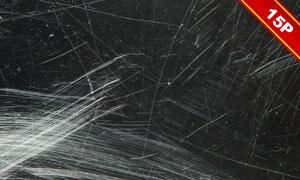 金属表面颓废划痕元素高清图片集V1
