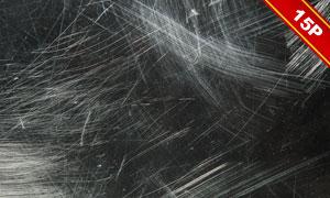 金属表面颓废划痕元素高清图片集V2