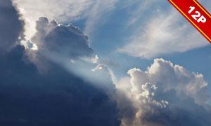 后期合成适用天空云彩高清图片V11