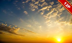 后期合成适用天空云彩高清图片V12
