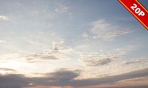 后期合成适用天空云彩高清图片V14