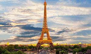 法国巴黎地标建筑风光摄影高清图片