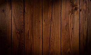 深棕色的木板纹理背景设计高清图片