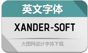 Xander-Soft(Ó¢ÎÄ×ÖÌå)