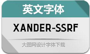 Xander-SoftSerif(Ó¢ÎÄ×ÖÌå)