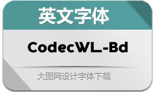 CodecWarmLogo-Bd(英文字体)