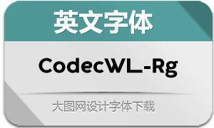CodecWarmLogo-Rg(英文字体)