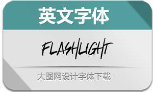 Flashlight-Regular(英文字体)