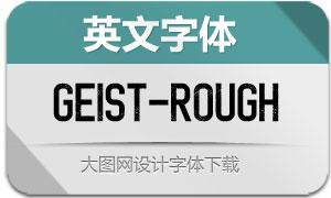 Geist-Rough(英文字体)
