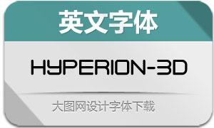 Hyperion-Bold(英文字体)