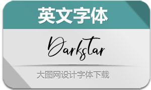 Darkstar-Regular(英文字体)