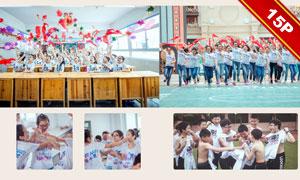 幼儿园等毕业季适用设计模板V04