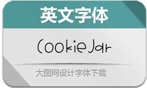 CookieJar(英文字体)