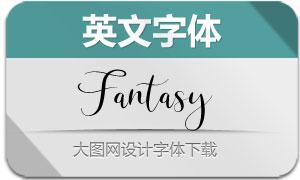 Fantasy(英文字体)