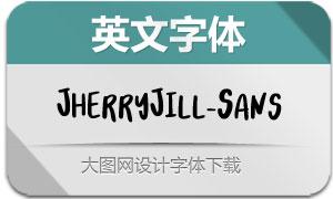 JherryJill-Sans(英文字体)