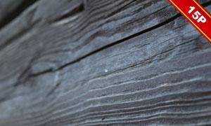 各式各样的木质纹理背景高清图片V04