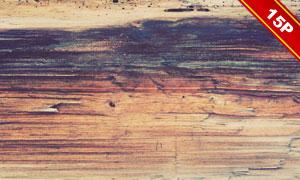 各式各样的木质纹理背景高清图片V05