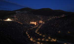 城市夜景人像后期修图PS教程素材