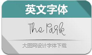 ThePark(英文字体)