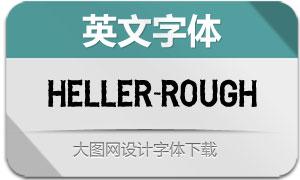 Heller-Rough(英文字体)