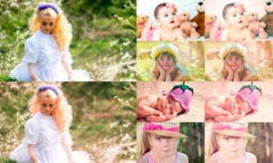 20款粉色主题风格后期LR预设V2