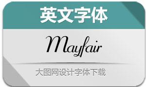 Mayfair(英文字体)