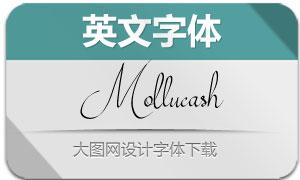 Mollucash(英文字体)