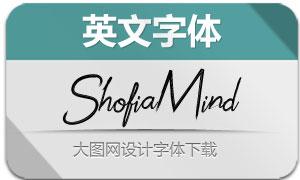 ShofiaMind(英文字体)