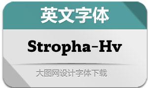 Stropha-Heavy(英文字体)