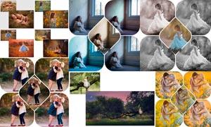 78款儿童照片唯美暖色效果LR预设