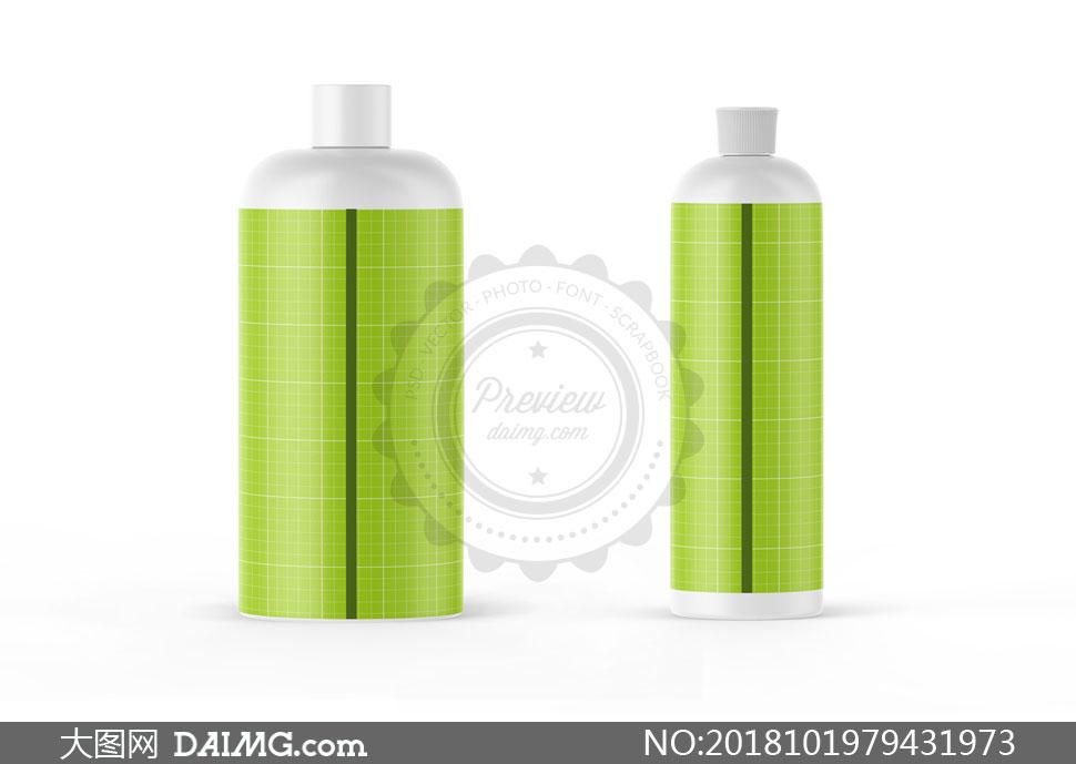 展示成品展示成品效果应用场景实景展示场景展示样机素材瓶子塑料瓶
