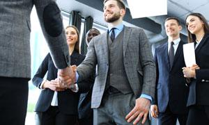 商务场景职场人物主题摄影高清图片