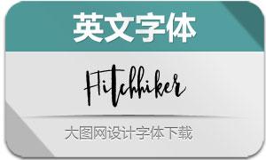 Hitchhiker-Regular(英文字体)