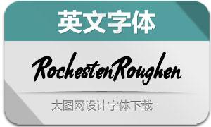 Rochesten-Roughen(英文字体)
