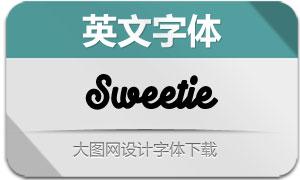 Sweetie(英文字体)