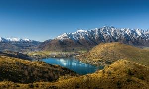 新西兰皇后镇旅游美景摄影图片