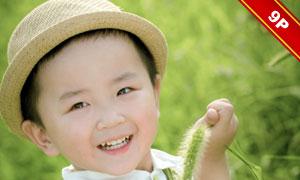 {小小红领巾}儿童模板